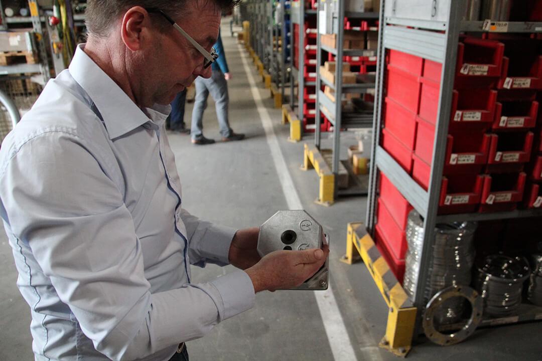 Vertrieb bei Windhoff Wassertechnik