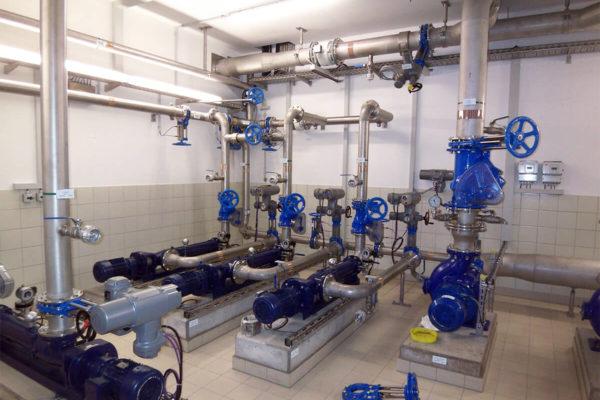 Pumpwerke, Rohrleitungen_3